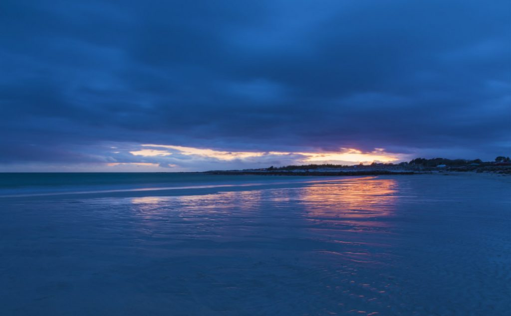 Barna by the sea in Co. Galway