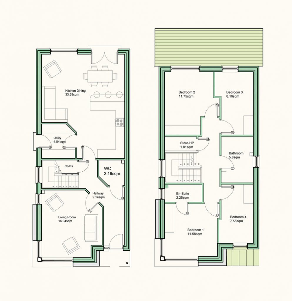 Starling Floor Plan