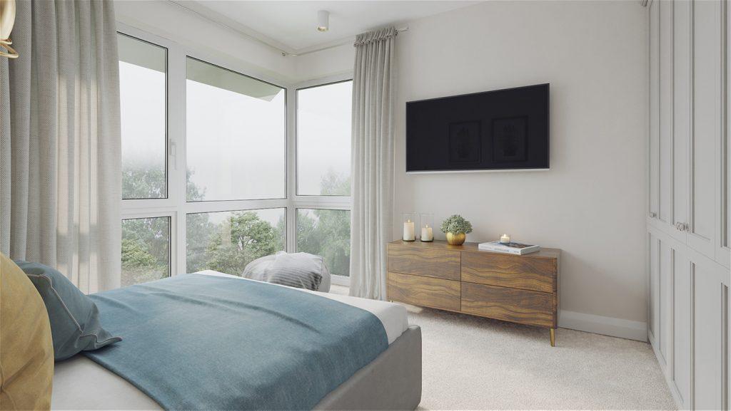 An Maolan Barna Master Bedroom