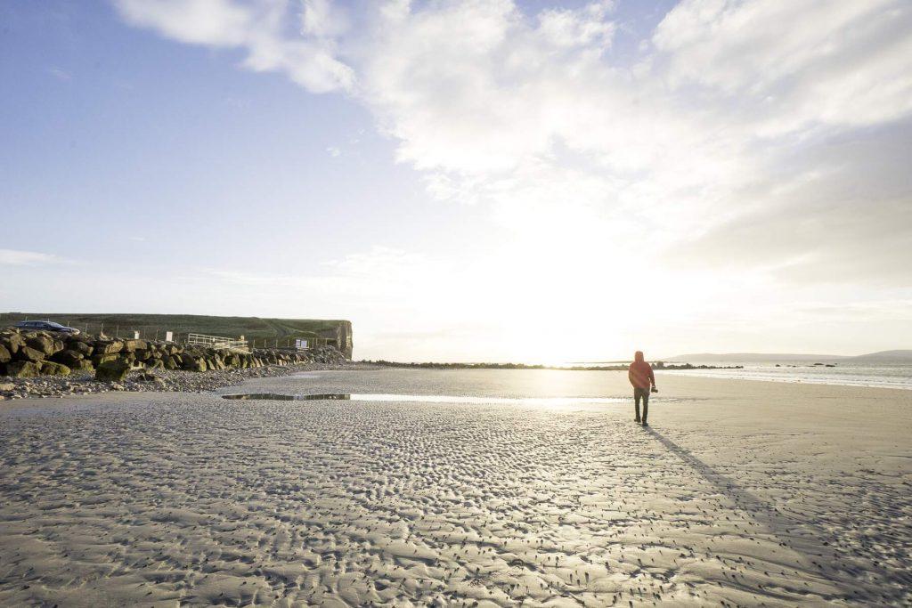 Silverstrand Beach, Bearna Galway