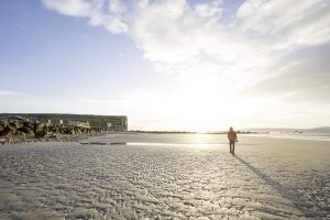 Silverstrand Beach, Bearna Galway