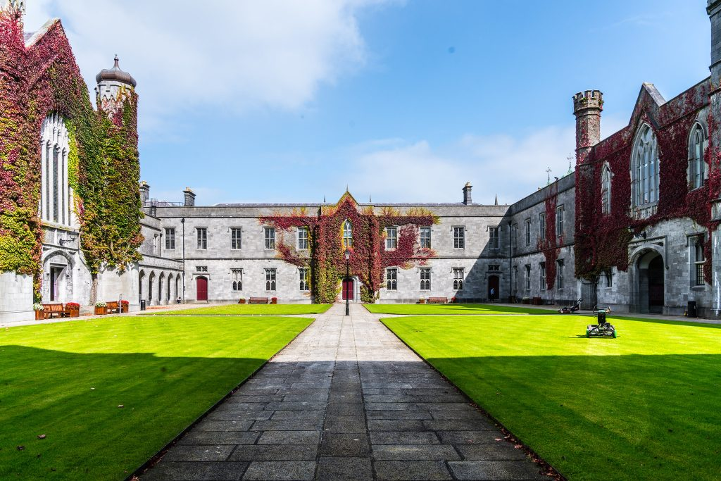 nuig Galway. Photo by William Murphy